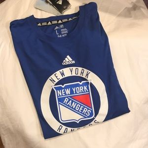 RANGERS CLIMALITE Long Sleeve